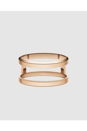 Daniel Wellington Elan Dual Ring - Jewellery (Rose ) Elan Dual Ring