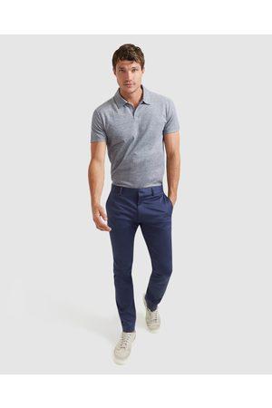 SABA Baxter Slim Chino Pants - Pants (Dusk ) Baxter Slim Chino Pants