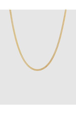 Kuzzoi Necklace Chain Basic Trend in 925 Sterling Silver Plated - Jewellery Necklace Chain Basic Trend in 925 Sterling Silver Plated