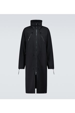 Bottega Veneta Stretch ripstop parka jacket