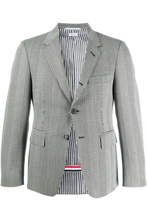 Thom Browne Prince of Wales check sport coat