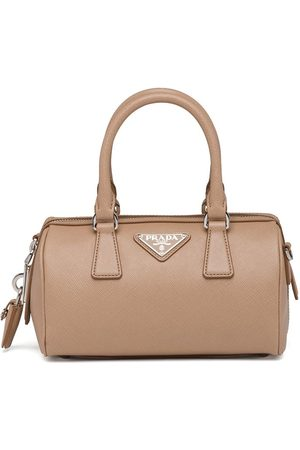 Prada Women Tote Bags - Mini Saffiano leather bag