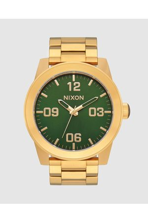 Nixon Corporal SS Watch - Watches ( , Sunray & HP ) Corporal SS Watch