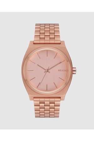 Nixon Time Teller Watch - Watches (All Rose ) Time Teller Watch