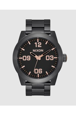 Nixon Corporal SS Watch - Watches (All & Rose ) Corporal SS Watch