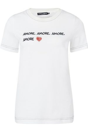 Dolce & Gabbana Women Short Sleeve - T-shirt