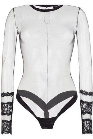 La Perla Long-sleeved Bodysuit