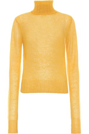 Victoria Beckham Alpaca-blend turtleneck sweater