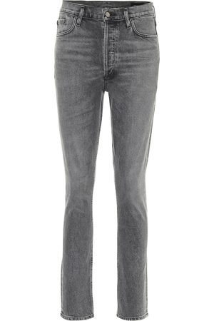 Goldsign The High-Rise slim jeans