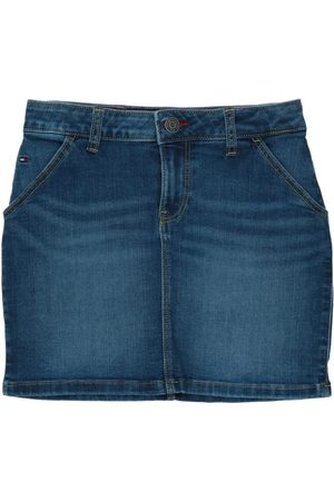 Tommy Hilfiger Girls Denim Skirts - Skirts