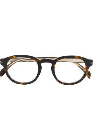 David beckham Men Sunglasses - DB 7017 round frame glasses
