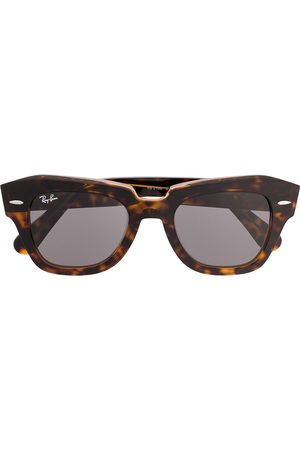 Ray-Ban State Street square-frame sunglasses