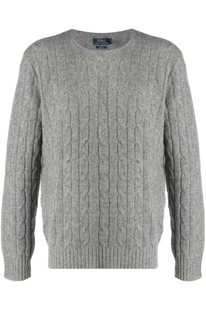 Polo Ralph Lauren Men Sweaters - Chunky cable knit jumper