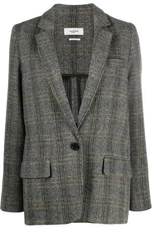 Isabel Marant Charly single-breasted wool blazer