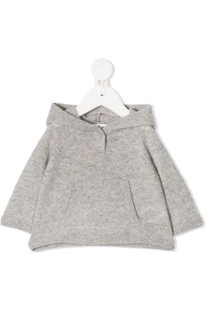 BONPOINT Hoodies - Cashmere knit hoodie