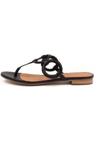 Django & Juliette Women Sandals - Pearly Dj Sandals Womens Shoes Casual Sandals Flat Sandals