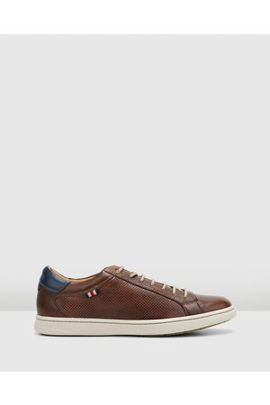 Hush Puppies Men Casual Shoes - Tucker - Casual Shoes (Tan Burnish) Tucker
