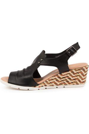 Django & Juliette Duane Dj Multi Sandals Womens Shoes Casual Heeled Sandals