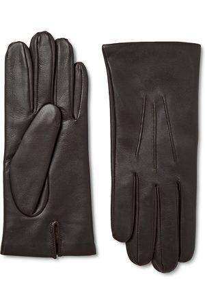 Dents Men Gloves - Bath Cashmere-Lined Leather Gloves