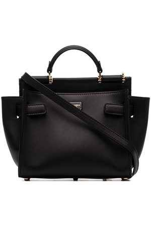 Dolce & Gabbana Women Tote Bags - Small 62 leather tote bag