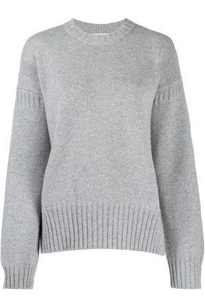 PRINGLE OF SCOTLAND Guernsey stitch cashmere jumper