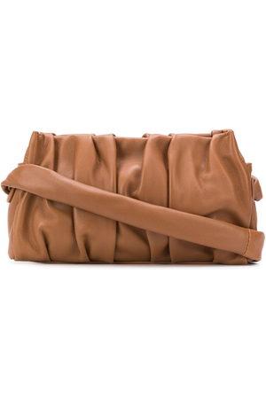 Elleme Ruched shoulder bag