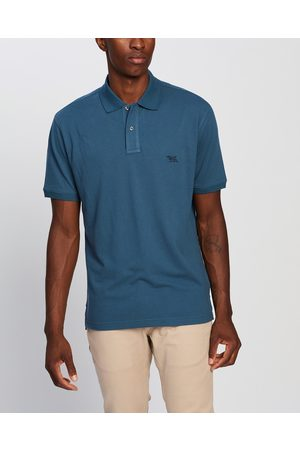 Rodd & Gunn The Gunn Original Fit Polo - Shirts & Polos (Teal) The Gunn Original Fit Polo