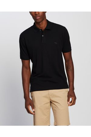 Rodd & Gunn The Gunn Original Fit Polo - Shirts & Polos (Ebony) The Gunn Original Fit Polo
