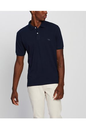 Rodd & Gunn The Gunn Original Fit Polo - Shirts & Polos (Eclipse) The Gunn Original Fit Polo