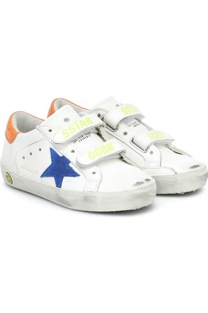 Golden Goose Old School leather sneakers