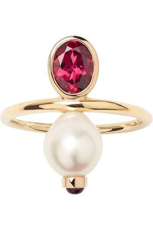 POIRAY Perles précieuses Ring