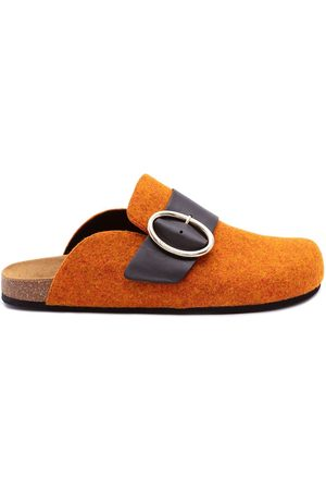 J.W.Anderson FELT LOAFER MULES