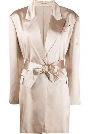 Brunello Cucinelli Women Blazers - Silk-blend blazer