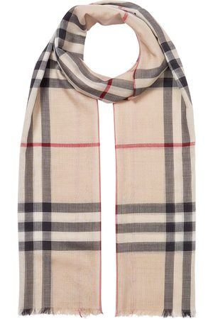 Burberry Scarves - Oversized Vintage Check scarf