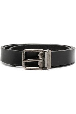 Dolce & Gabbana Men Belts - Square-buckle belt