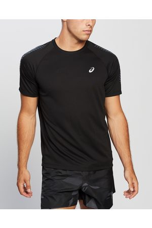 Asics Icon SS Top - Short Sleeve T-Shirts (Performance & Carrier ) Icon SS Top