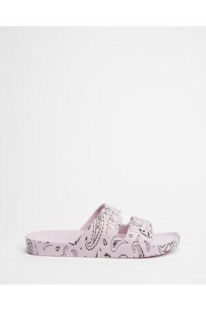 Freedom Moses Slides Unisex - Casual Shoes (Baja) Slides - Unisex