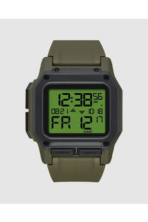 Nixon Men Watches - Regulus - Watches (Surplus & Carbon) Regulus