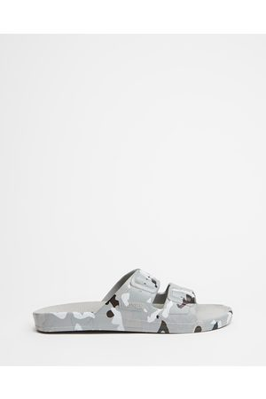 Freedom Moses Sandals - Slides Unisex - Casual Shoes (Army ) Slides - Unisex