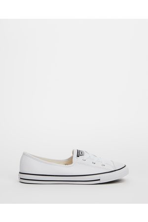 Converse Chuck Taylor All Star Ballet Lace Women's - Slip-On Sneakers ( & ) Chuck Taylor All Star Ballet Lace - Women's