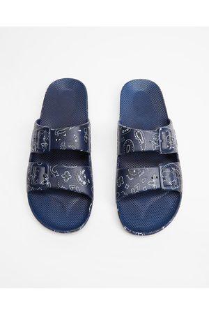 Freedom Moses Sandals - Slides Unisex - Casual Shoes (Luca) Slides - Unisex