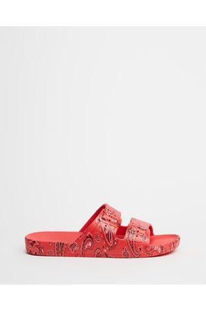 Freedom Moses Slides Unisex - Casual Shoes (Sandro) Slides - Unisex