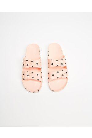 Freedom Moses Sandals - Slides Unisex - Casual Shoes (Baby Stars) Slides - Unisex