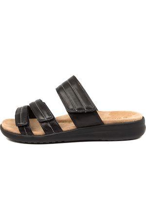 Ziera Barbra Xw Zr Sole Sandals Womens Shoes Sandals Flat Sandals