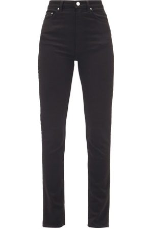 Totême New Standard High-rise Slim-leg Jeans - Womens