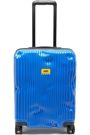 Crash Stripe 55cm Cabin Suitcase - Mens