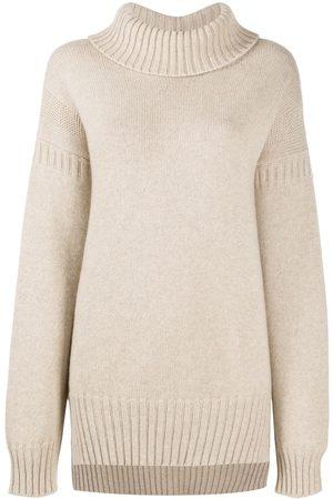 PRINGLE OF SCOTLAND Women Sweaters - Guernsey stitch cashmere jumper