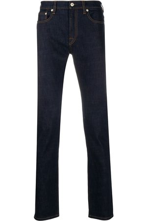 Paul Smith Mid-rise slim-fit jeans