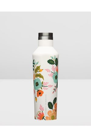 CORKCICLE Insulated Stainless Steel Canteen 475ml Rifle Paper Co - Water Bottles Insulated Stainless Steel Canteen 475ml Rifle Paper Co