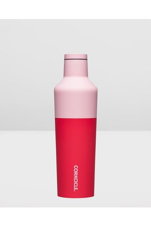 CORKCICLE Insulated Stainless Steel Canteen 475ml Colour Block - Water Bottles Insulated Stainless Steel Canteen 475ml Colour Block